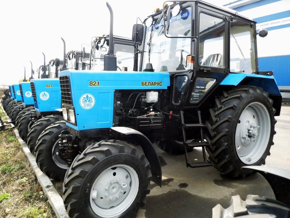 Покупка трактора Беларус МТЗ 82.1 у официального дилера