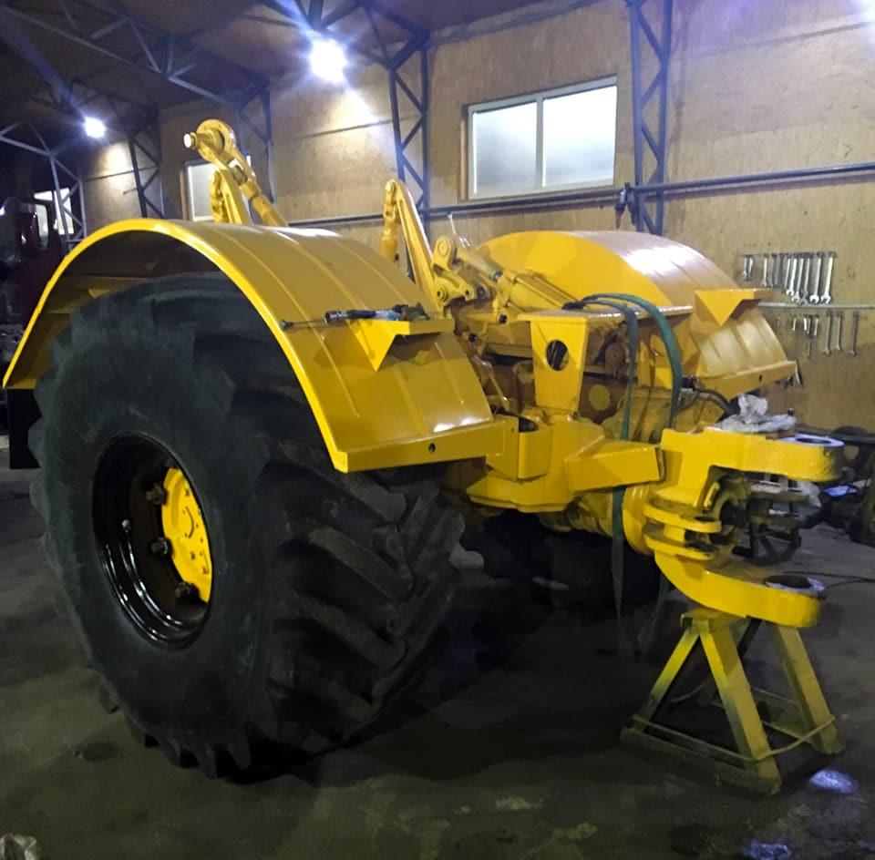 Где заказать ремонт тракторов