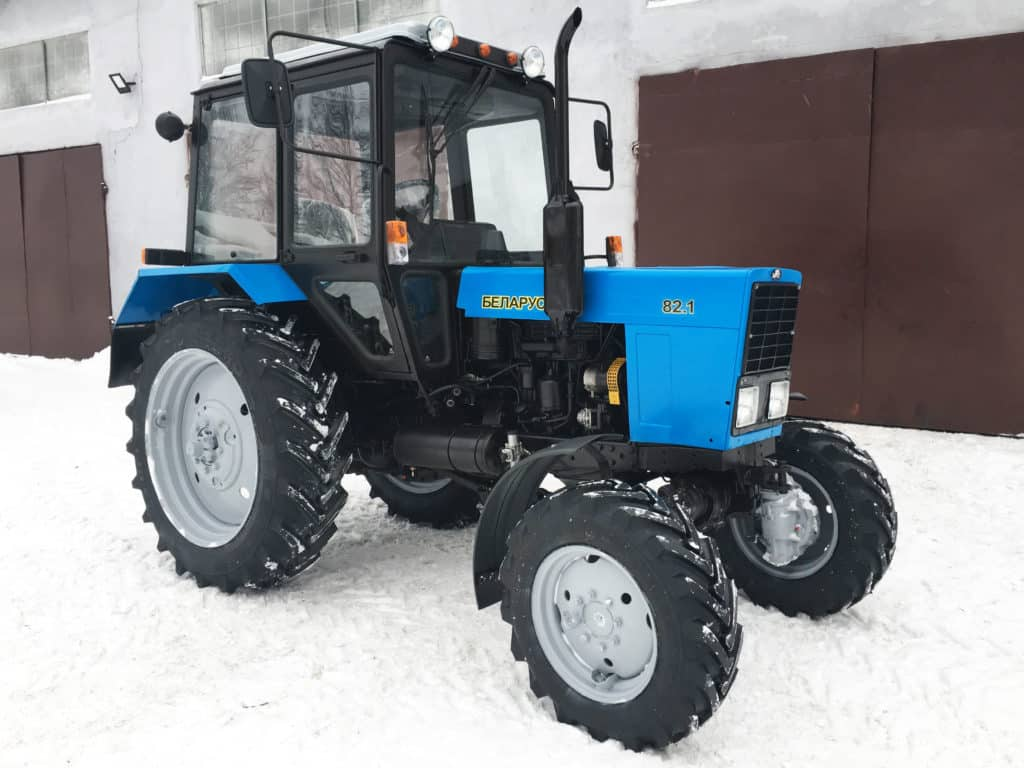 Преимущества трактора Беларус 82.1