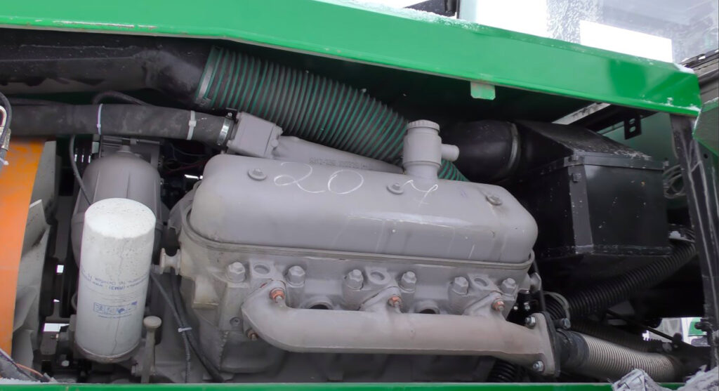 Двигатель Слобожанец ХТА-208.1СX