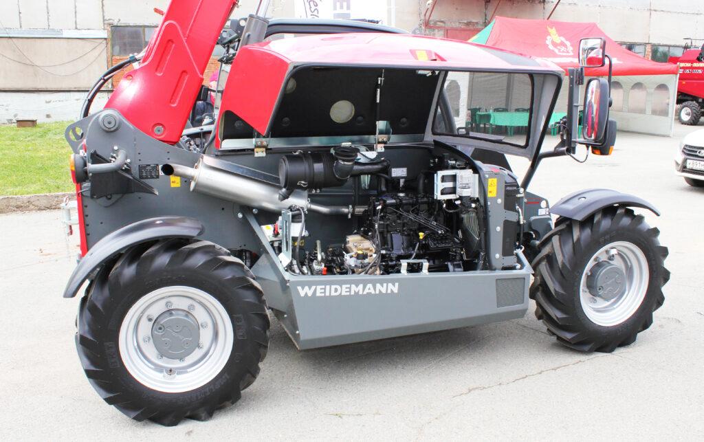 Двигатель Weidemann T5522