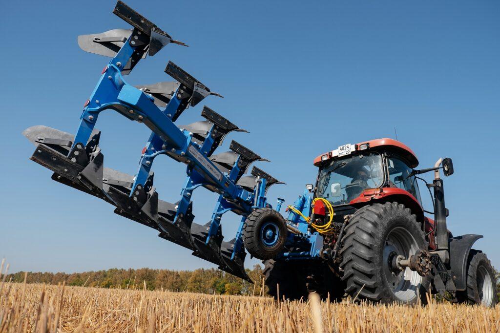 ПОН 4+1 с трактором