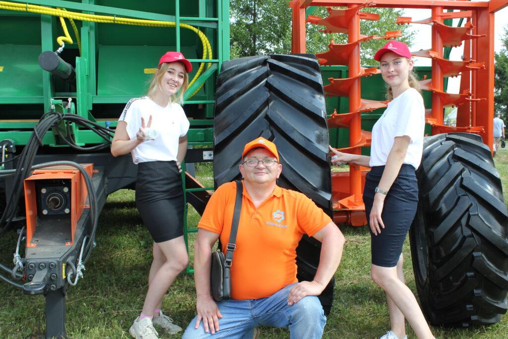 Шины для тракторов